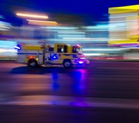 12 Nev. fire apparatus being parked due to reduction in calls on Las Vegas strip