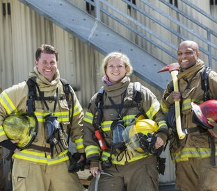 Volunteer fire departments need recruits – here's how to reach them