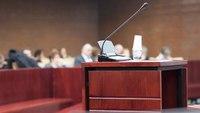 Overcoming the terror of testifying