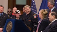 'Luckiest man alive': Why 9/11 fire responders' mental health may improve as physical health fails
