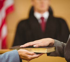 Serving as a witness can be a nerve-wracking experience, but it doesn't have to be if you remain calm, tell the truth, and follow some simple tenets for testifying.