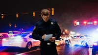 Which mobile devices do officers use most on the job and why? (infographic)