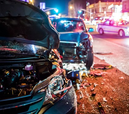 COVID-19 is changing everything. Here's what that means for motor vehicle collisions