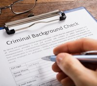 Do fire departments hire people with a criminal record?