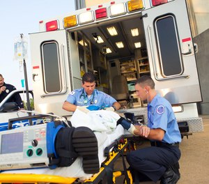 Poor leadership is perceived a greater threat to EMS professionalism and morale than a novel global pandemic responsible for 4.5 million deaths.
