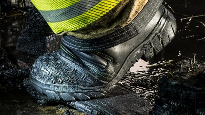 Quiz: Should your fire boots be replaced?