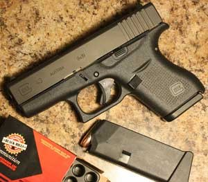 The highest praise I can give is simple: this is the first Glock I have ever purchased.