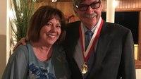 Gordon Graham receives 2018 Howard W. Rayon Distinguished Service Award