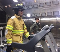 New firefighting labs put PPE through the paces