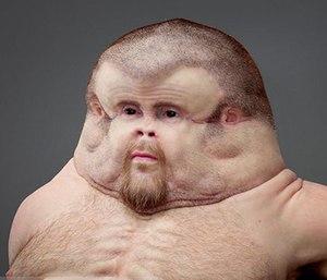 Meet Graham, an unusual human sculpture designed to survive a car accident.