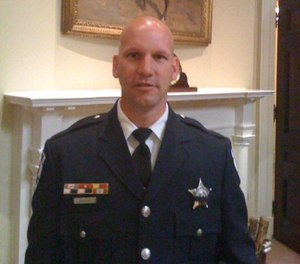 Now a police commander, the most threatening encounter in Gramins' career with the Skokie Police Department came on a lazy August afternoon in 2008.