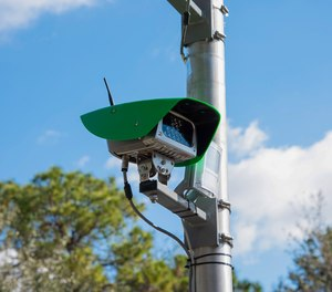 Jenoptik's VECTOR integrated ALPR cameras boost traffic and public safety while protecting the environment. (image/Jenoptik)