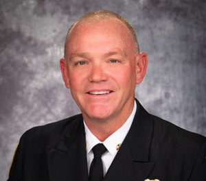 "Chief Greg Cassell is fire chief of the Clark County (Nevada) Fire Department, which includes in its response area the Las Vegas ""Strip"" and the site of the Route 91 Harvest festival."
