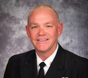 """Chief Greg Cassell is fire chief of the Clark County (Nevada) Fire Department, which includes in its response area the Las Vegas """"Strip"""" and the site of the Route 91 Harvest festival."""