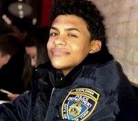 5 men sentenced in gang murder of NYPD explorer