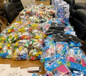 The need for tools like these sensory kits to assist those with sensory sensitivity is clear. (Photo/HCPD Facebook page)