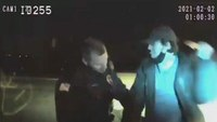 'I should be dead': Man stabs Ill. officer 10 times, video shows