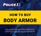 Police1 resource: How to buy body armor eBook
