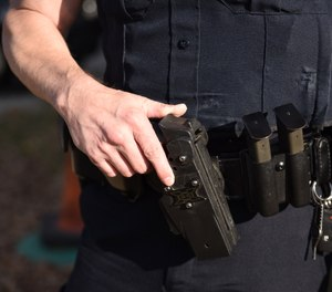 Often officers have only split seconds to make decisions in armed confrontations. (Photo/PoliceOne)