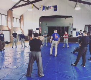 I started coaching defensive tactics several years before I planned to retire.