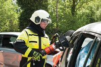 Holmatro introduces lighter extrication tool