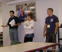 11 EMS communication skills training activities