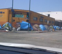 When the call has no address: Responding to homeless encampments