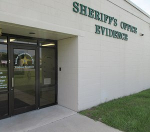 The Putnam County Sheriff's Office in Florida was able to purge about 40% of the items in its evidence warehouse thanks to QueTel's Evidence TraQ software, which provides automatic notices when items reach the statute of limitations. (image/PCSO)