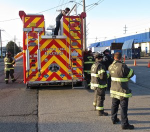 Regardless of whether a hazmat release is accidental, personnel and responders have specific roles based on their level of training and experience. (Photo/John Odegard)