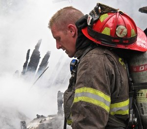We need to teach fire personnel of all ranks – firefighters, company officers and chiefs alike – that if a member does not feel well after some operational or training event, don't make it their farewell. (Photo/John Odegard)