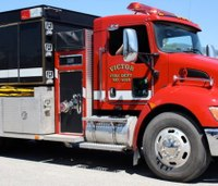 Fire dept. pays off bank loan for new station through donations