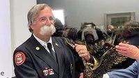 Goldfeder presented CFSI Mason Lankford Fire Service Leadership Award