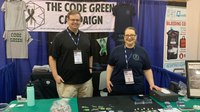 Photo of the Week: The Code Green Campaign