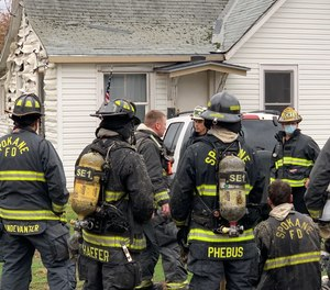 First-line supervisors can strengthen a firefighter's individual will by regularly providing good training and education on safety practices and the potential risks of their work.