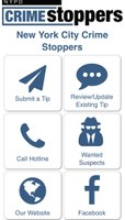 NYPD announces new smartphone app for public to report crimes