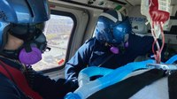 Photo of the Week: Ohio air ambulance service saves lives with on-board blood