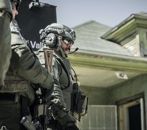 The Liberator series of tactical headsets from Safariland provide a balance between protection and communication, without sacrificing safety, comfort or mission flexibility.