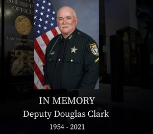 Douglas Clark had served as a correctional deputy since joining the department in 2008.