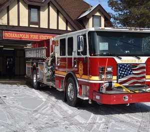 Indianapolis FD installed Cradlepoint routers in its emergency response vehicles to gain reliable, robust connectivity to critical data.