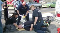What to say to an injured firefighter