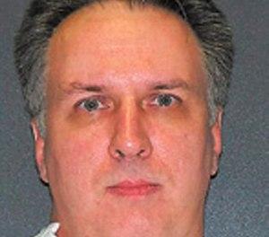 Inmate Patrick Murphy