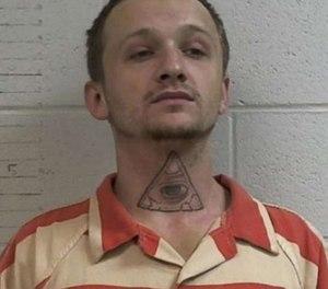 Inmate Travis Daivs Photo/ Pettis County Jail)