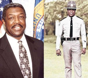 Israel Brooks rose through the ranks of the SCHP to become a major, and in 1994 he resigned his SCHP commission to become the U.S. Marshal for the District of South Carolina.