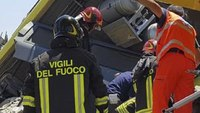 Fire, EMS work to rescue Italy train-crash victims