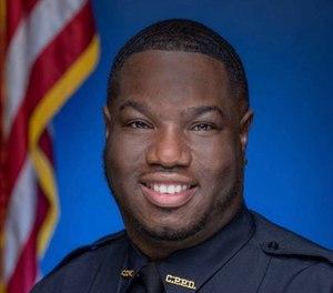 Officer Ivory Morris.