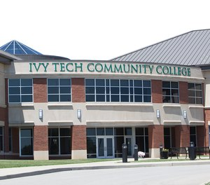 Ivy Tech Community College, Indiana's largest community college system. is offering scholarships for volunteer fire and EMS personnel in partnership with the Indiana Volunteer Firefighters Association. (Photo/Ivy Tech Community College)