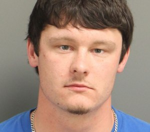 Fired EMT Jason Dean, 23, was arrested Tuesday after allegedly breaking into his former workplace while still on probation for stealing drugs from an ambulance.