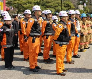 The medical team of Jeonbuk Fire Headquarters will wear body cameras on calls to give medical direction a live feed of events.