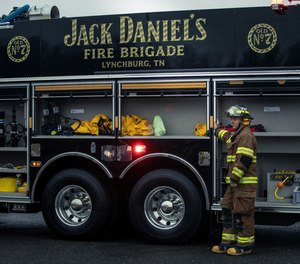 The Jack Daniel's Distillery, which was established in 1866 in Lynchburg, Tennessee, is the only distillery in the world that has its own fire department.