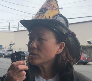 San Francisco Deputy Fire Chief Nicol Juratovac said she is considering suing the department after